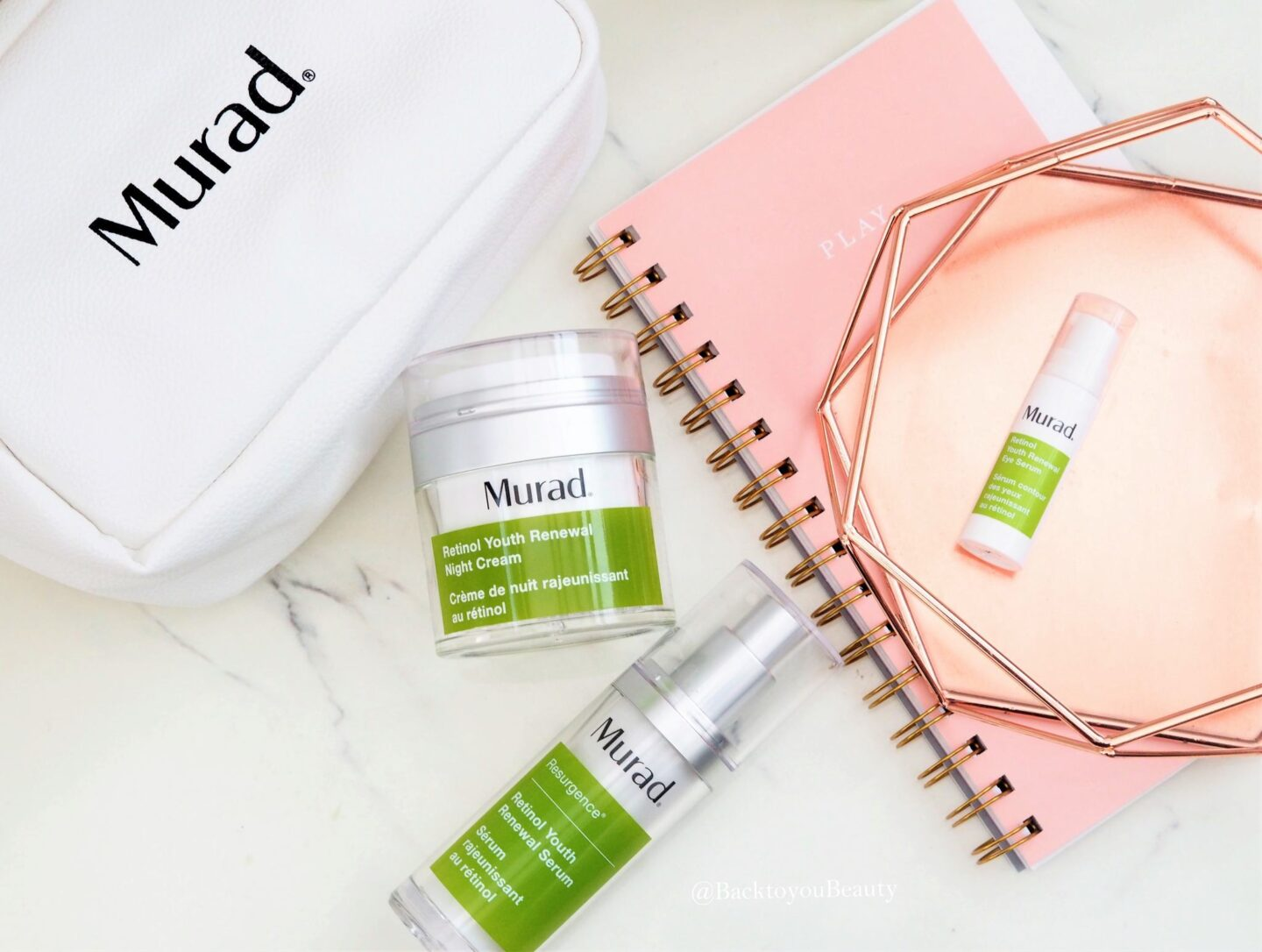 Murad 3 Piece Retinol Collection