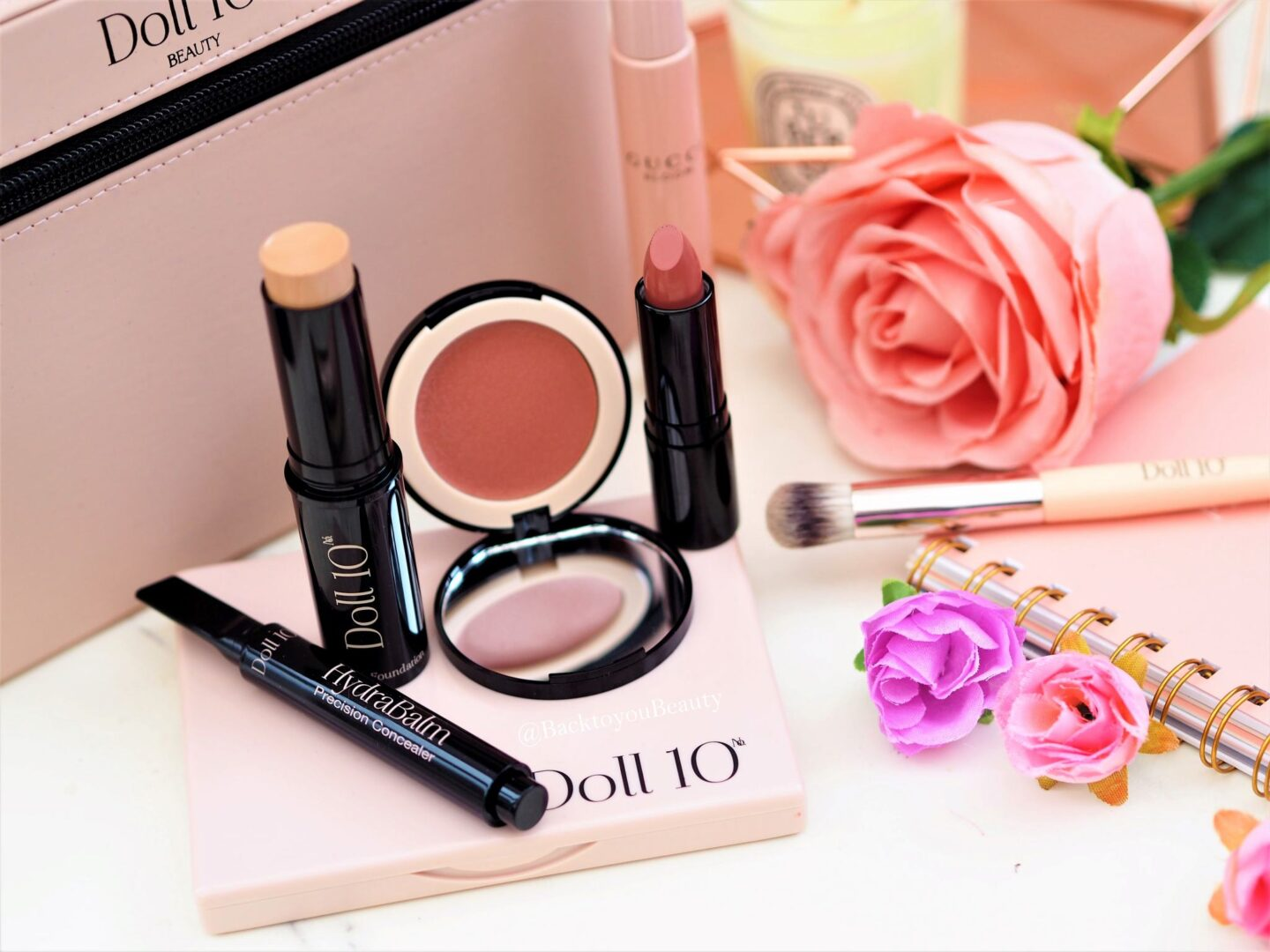 Doll 10 HydraBalm Complexion Collection