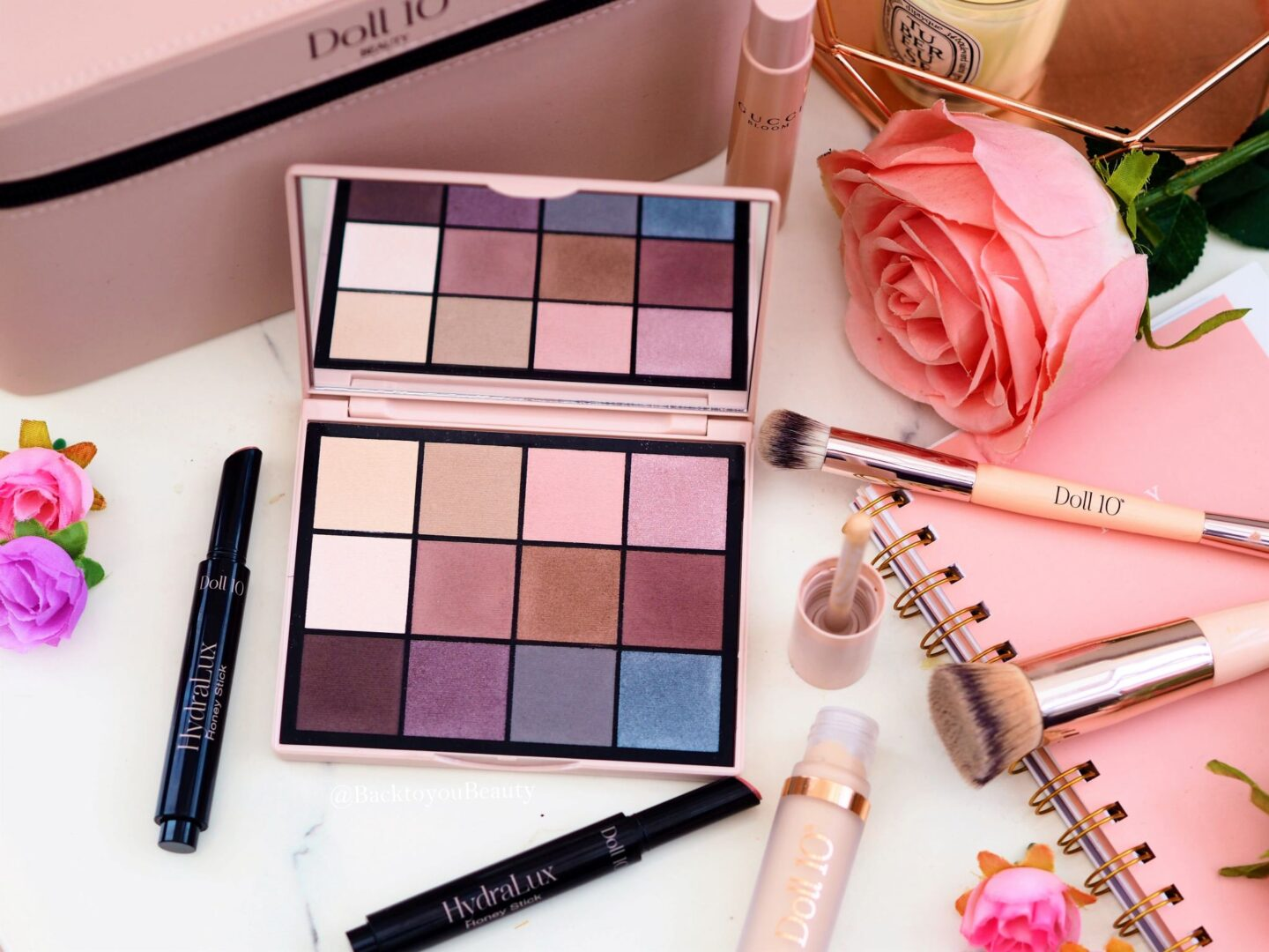 Doll 10 Pro Palette 3 New Release