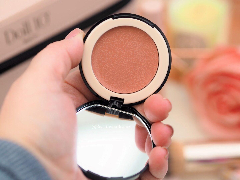 Hydragel Cream Blush shade beautify