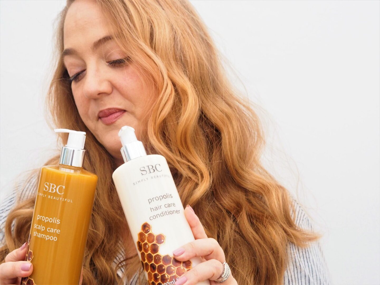 Propolis haircare from sbc