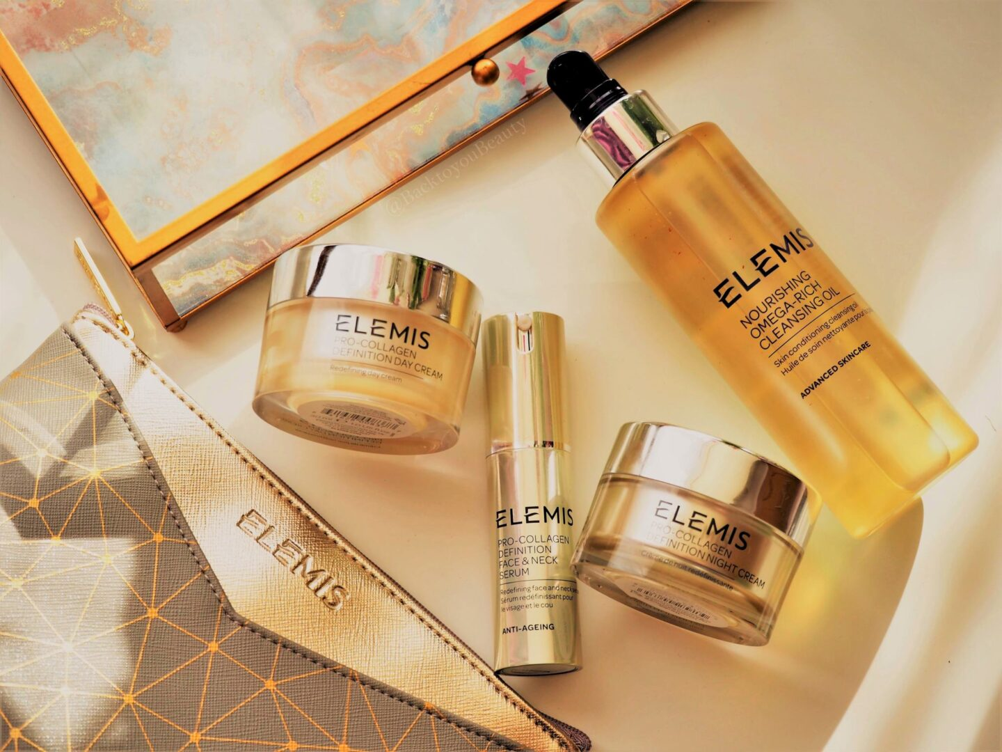 Elemis 4 piece collection feb tsv