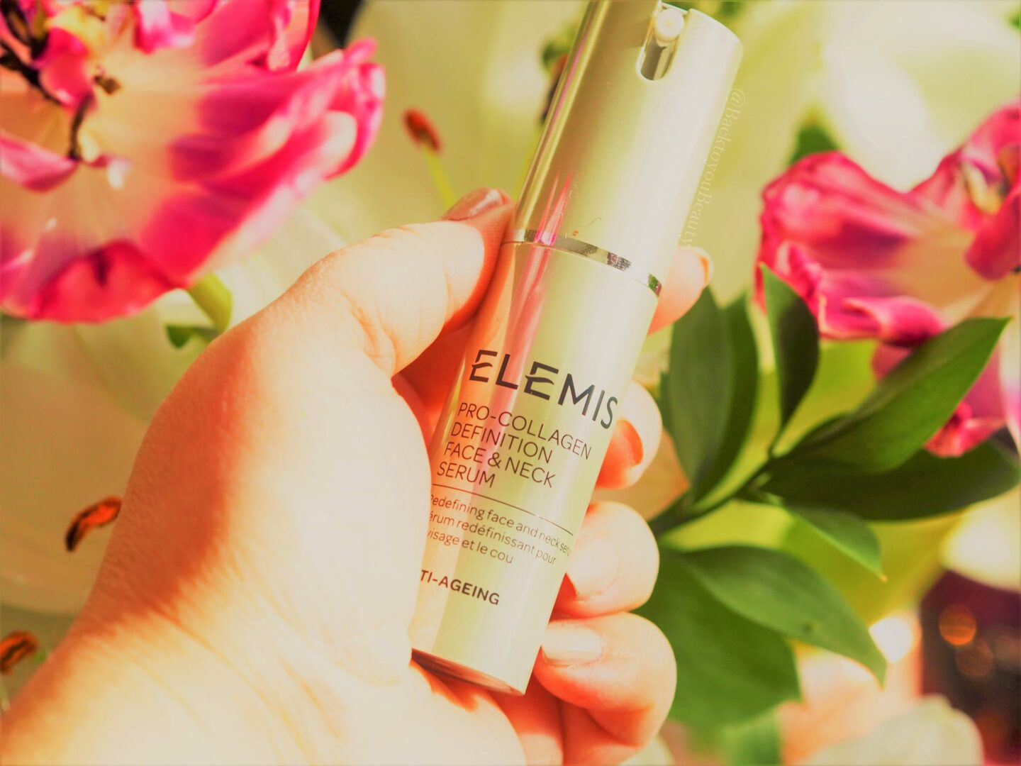 Elemis Pro Definition Face & Neck Serum