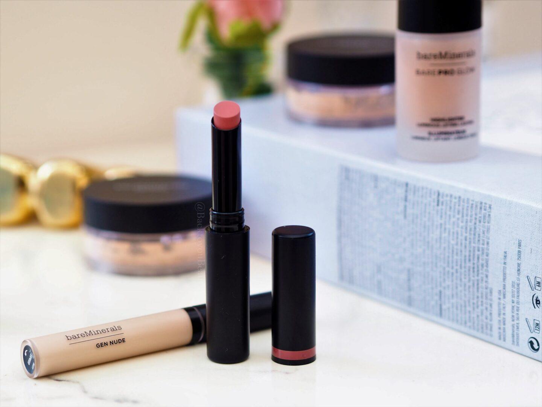 BarePro Longwear Lipstick in Petal
