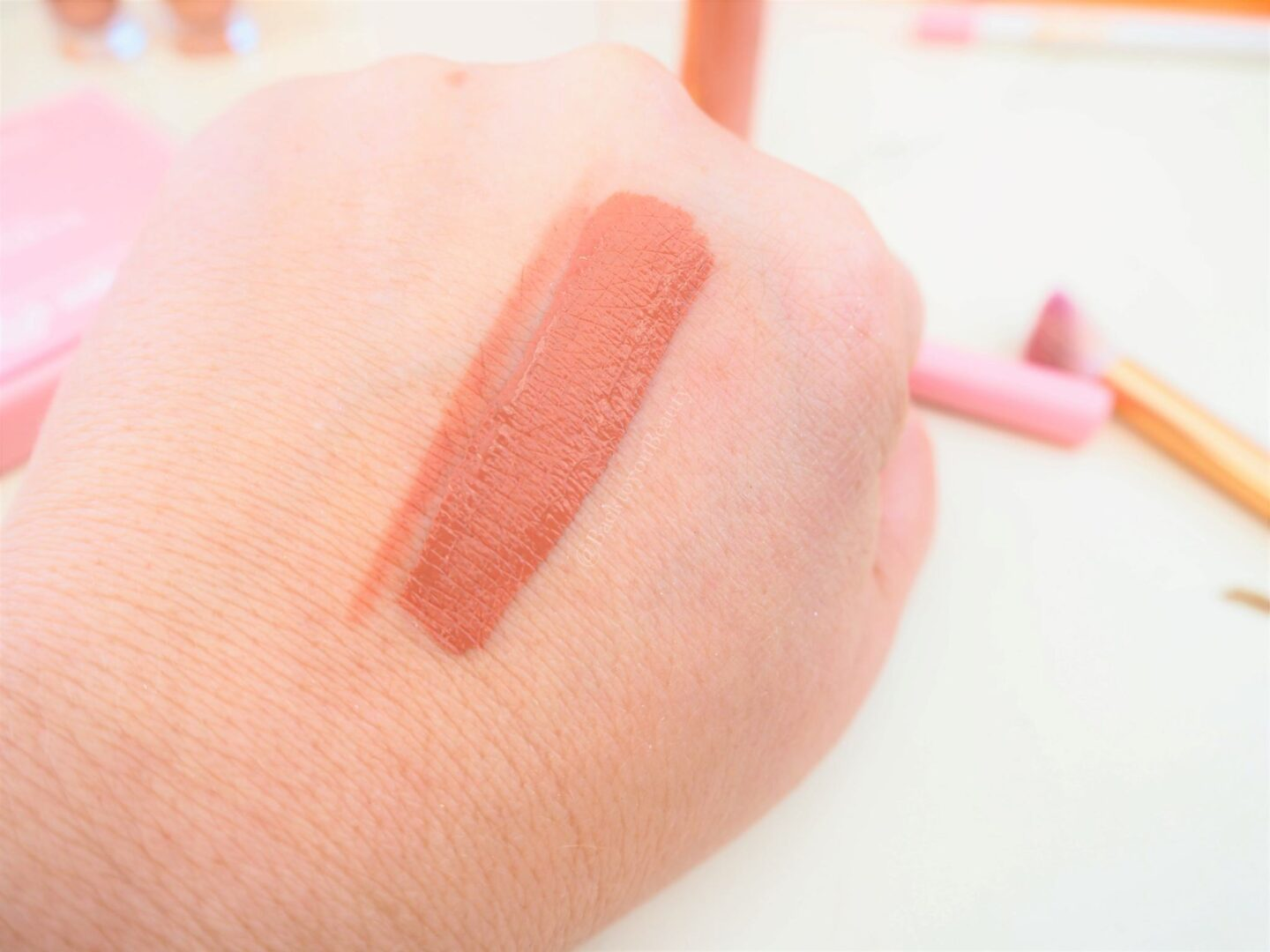 My Day Ones Lip Bundle swatch