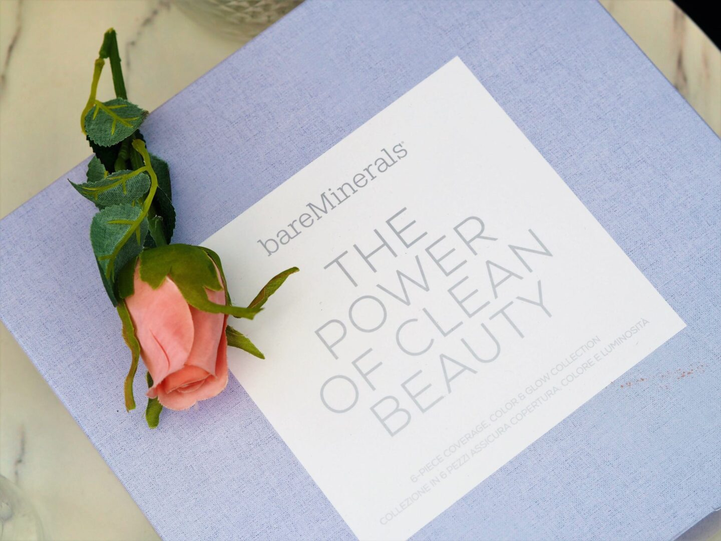 Bareminerals The Power Of Clean Collection