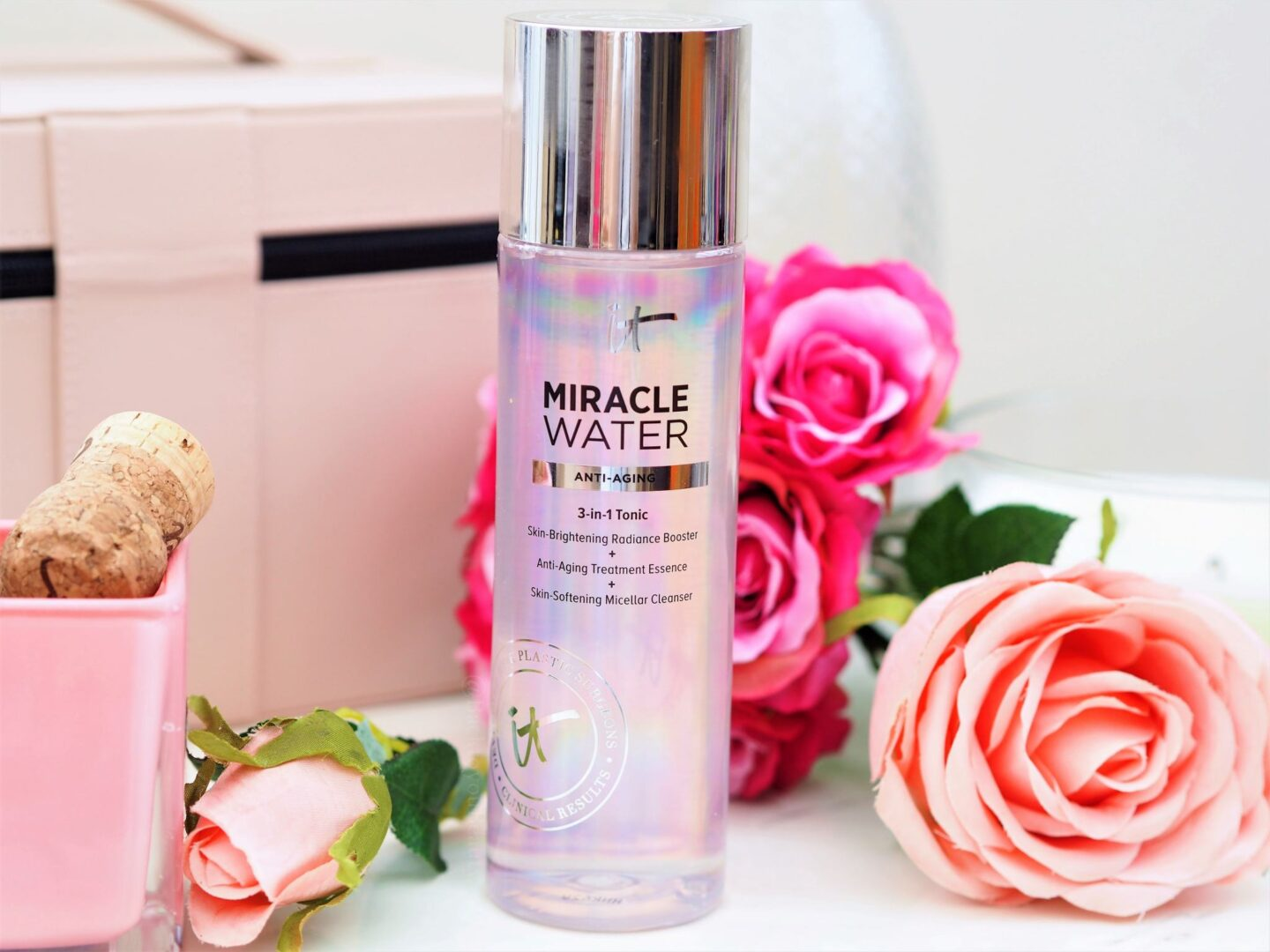 miracle water it cosmetics