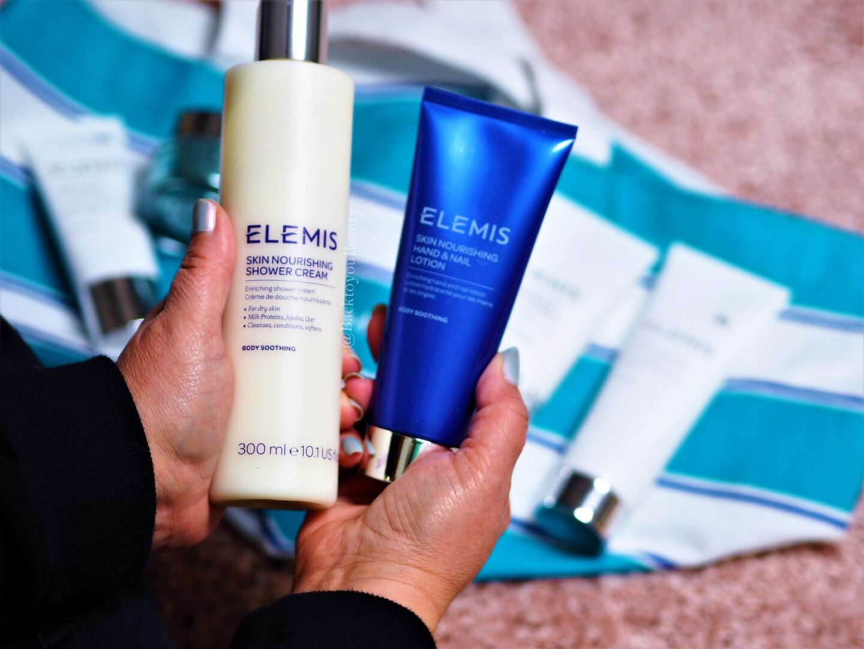 Elemis Skin Nourishing Collection tsv april 2019