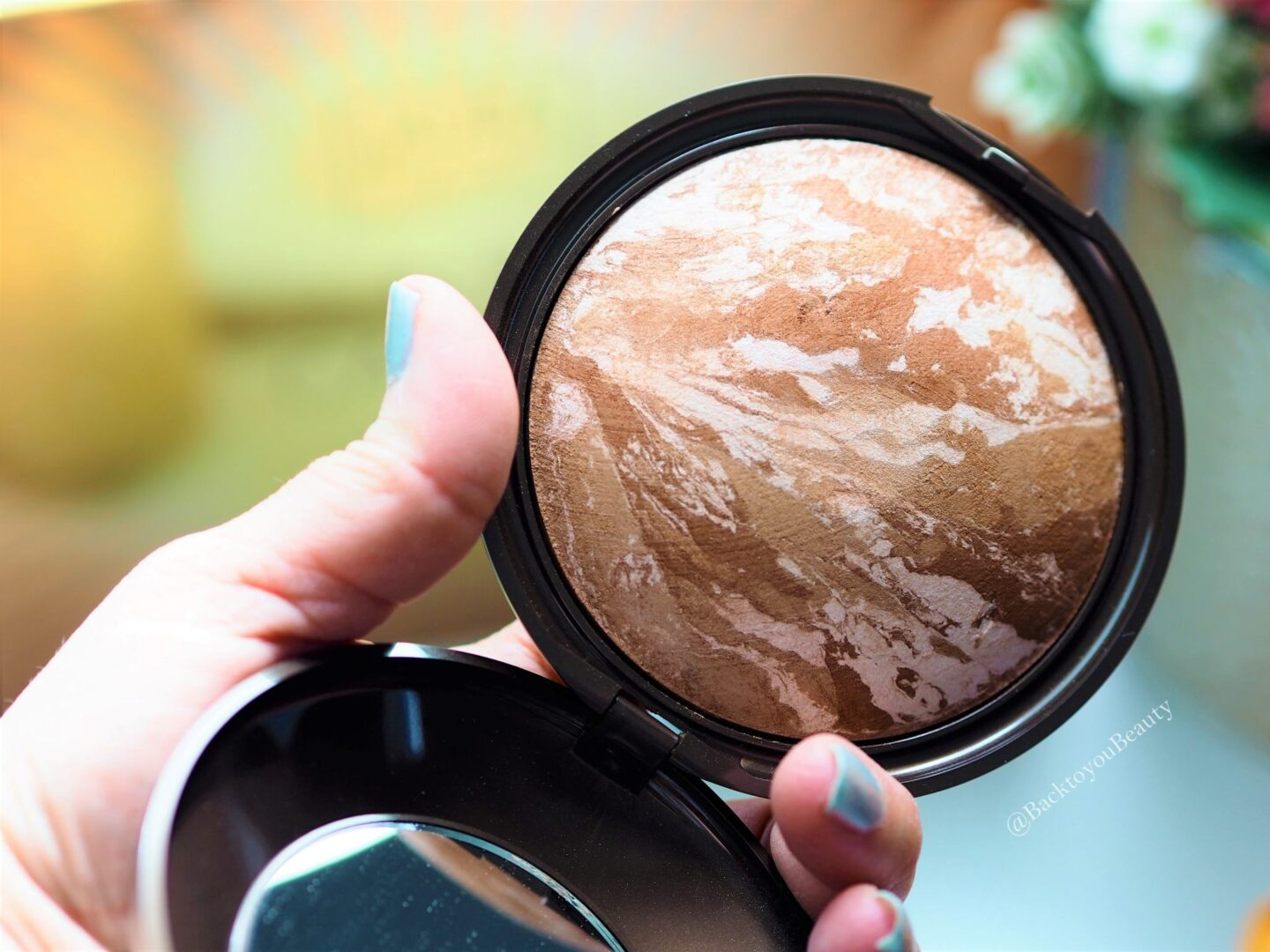 Supersize Baked Body Frosting in Tahitian Glow