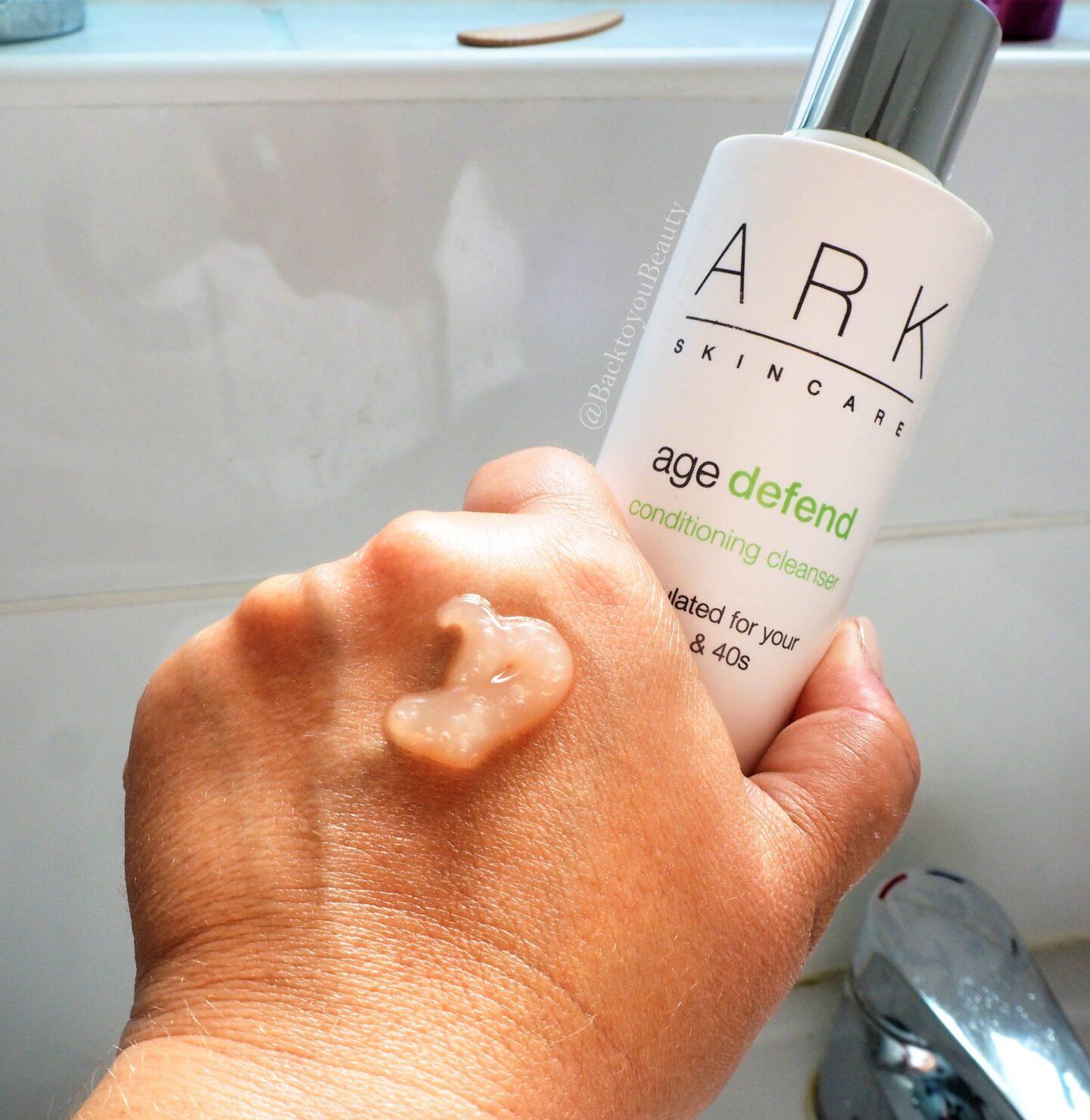 Ark Skincare Swatch