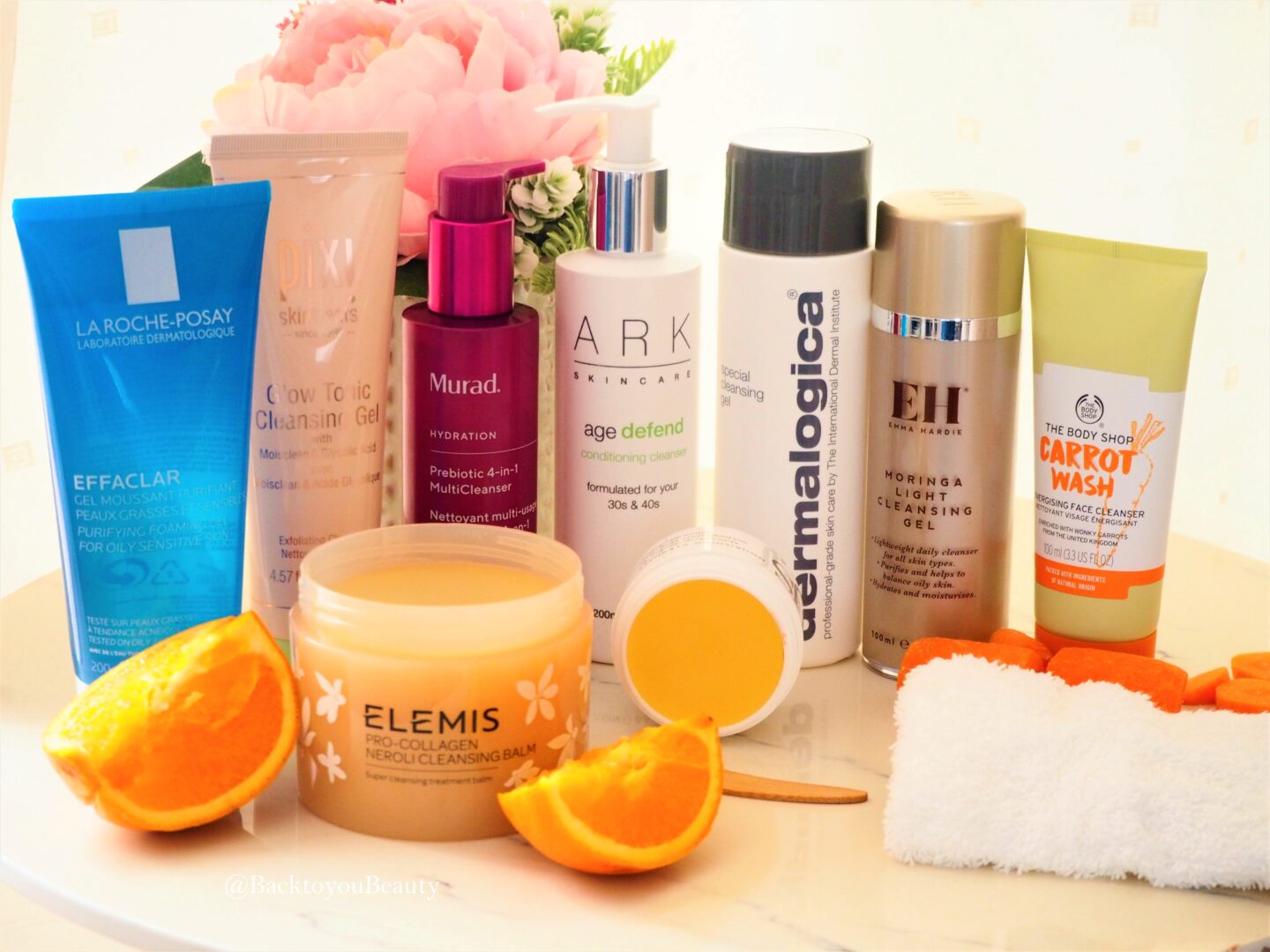 Mature Skin Cleansers