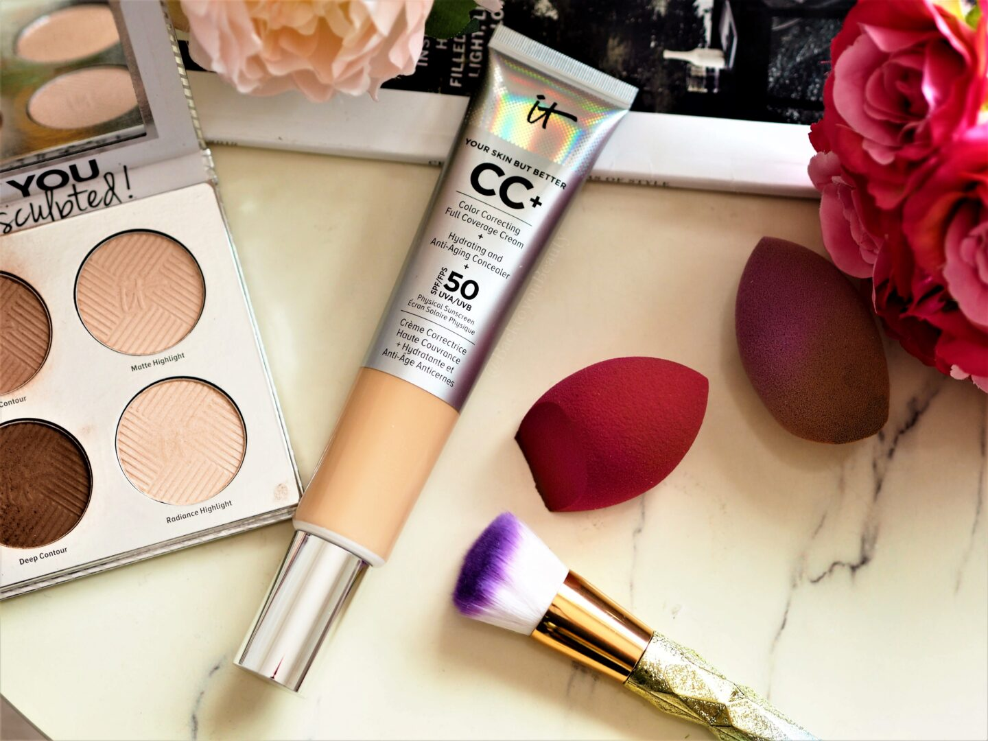 It Cosmetics supersize cc cream