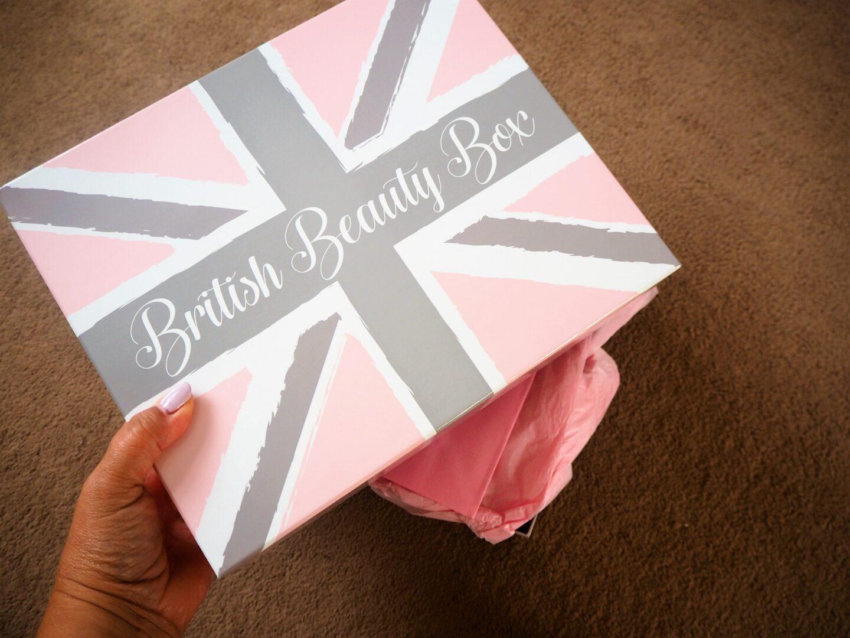 British Beauty Box