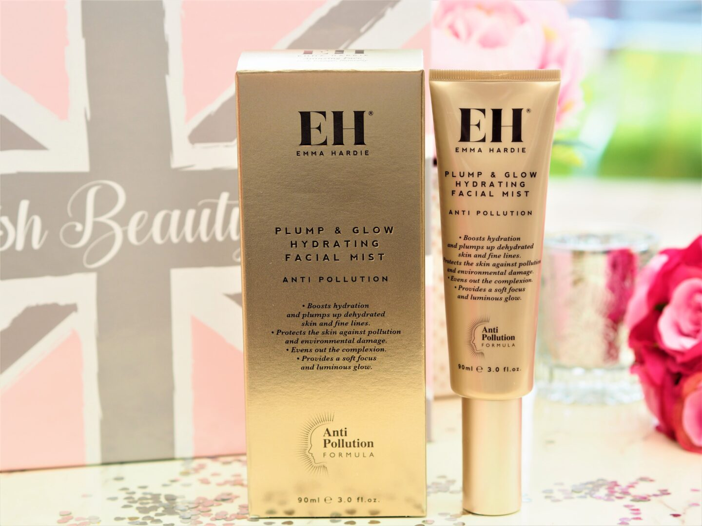 Emma Hardie Plump and Glow Hydrating Face Mist