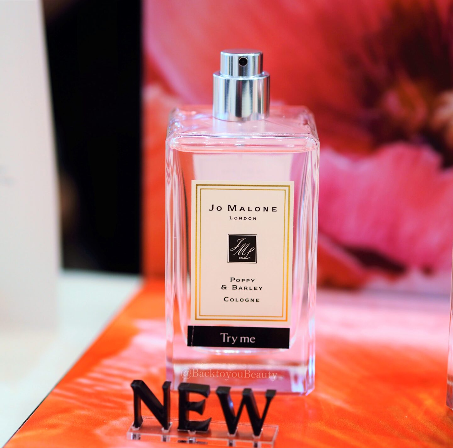 Jo Malone New Poppy & Barley Cologne