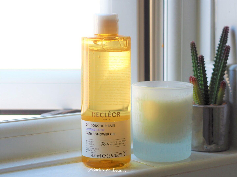 Lavender fine bath & Shower gel