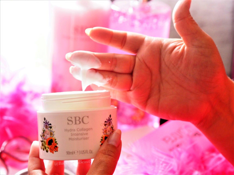 SBC Hydra Collagen Intensive Moisturiser Swatc