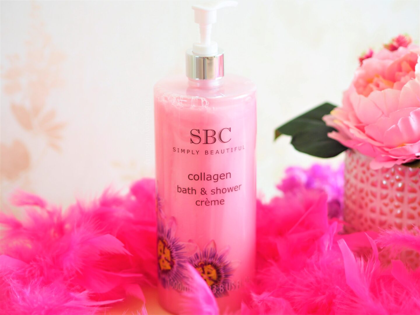 SBC Supersize Collagen Bath & Shower Creme