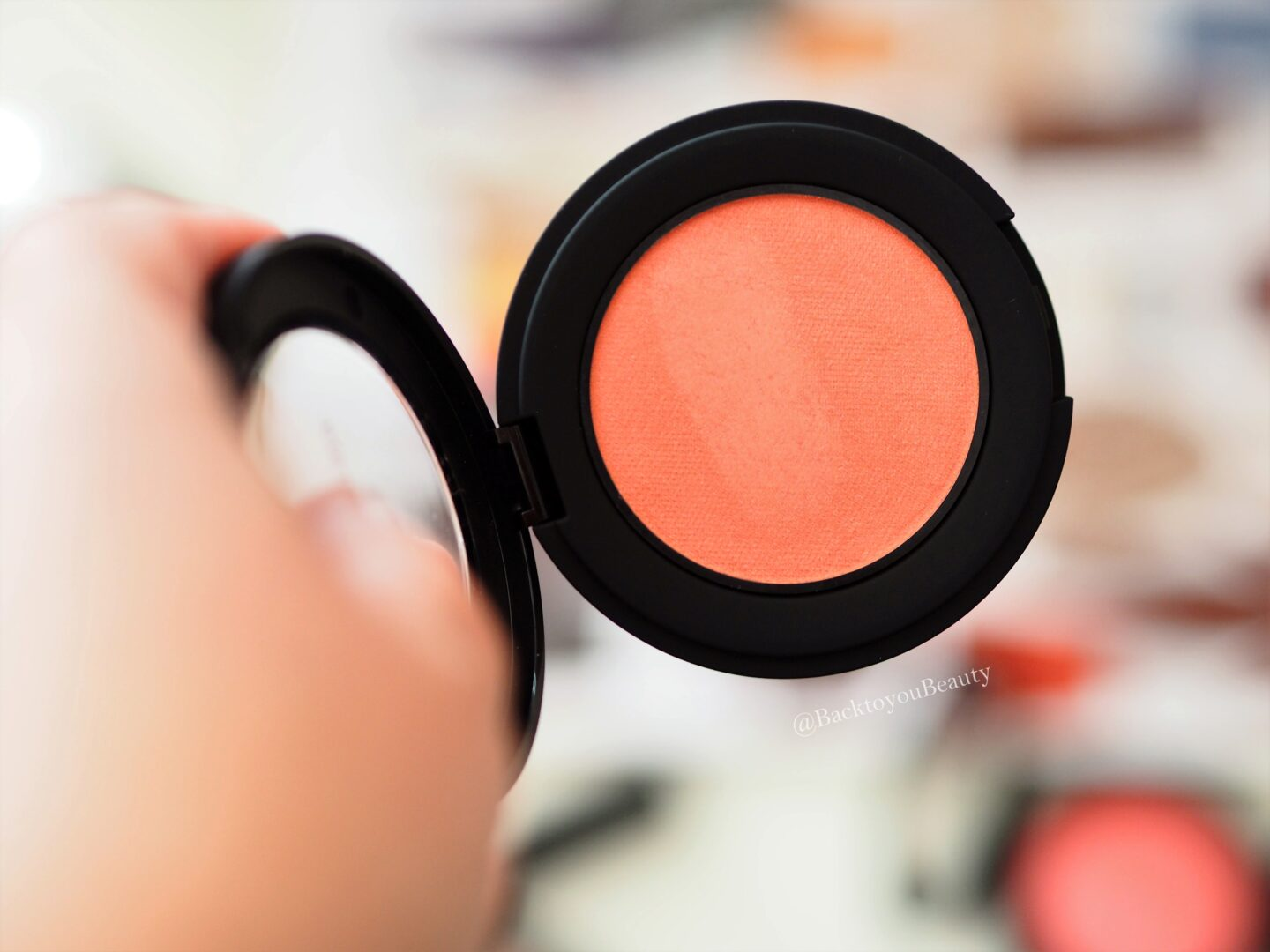 Bareminerals Bounce and blur Coral Cloud
