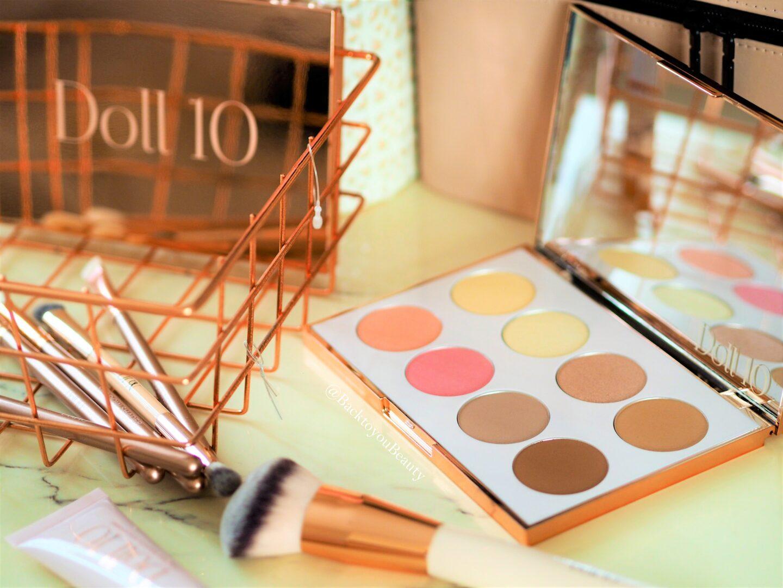 Doll 10 Doll Skin Face Enhancing Palette