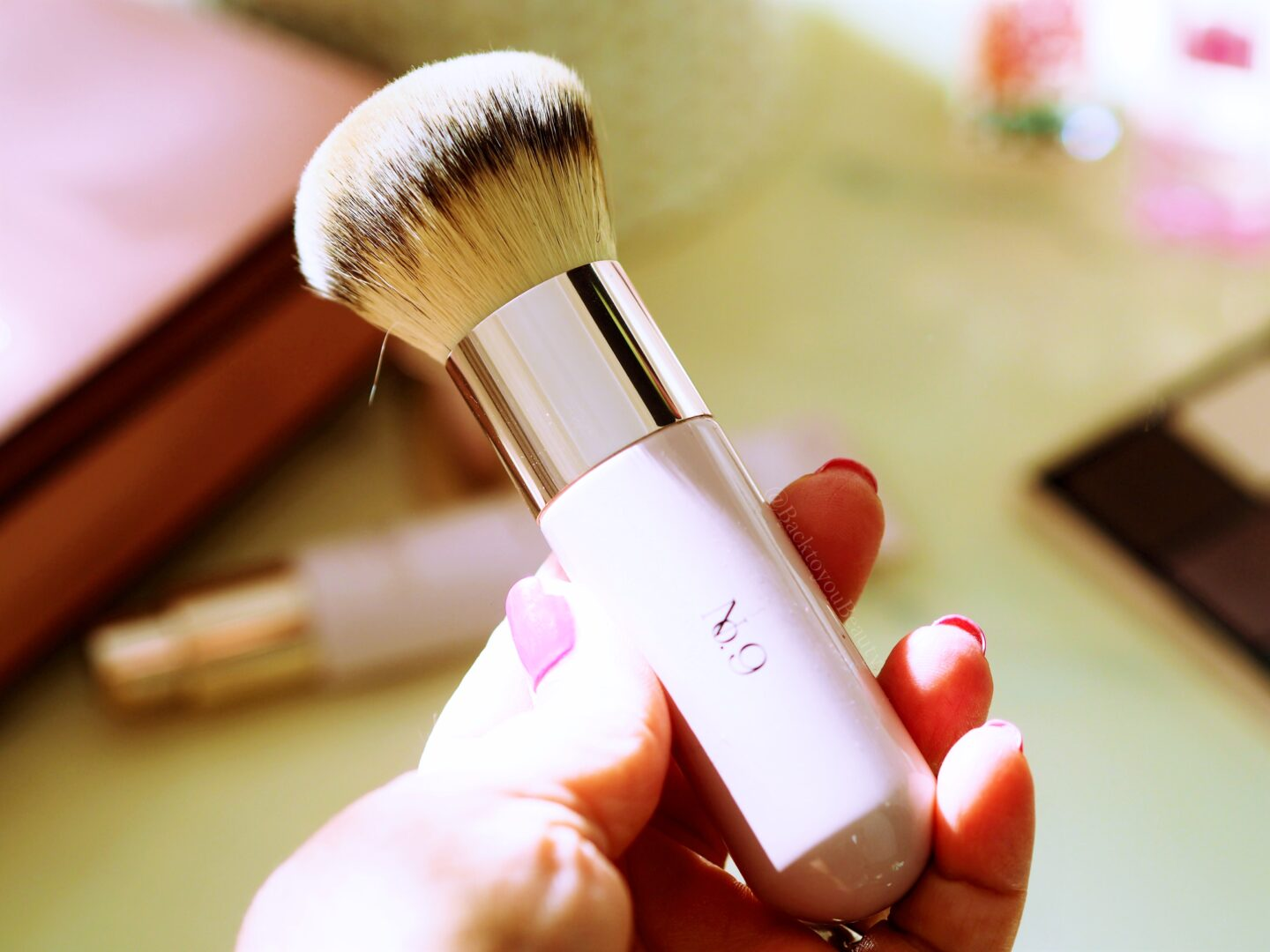 Doll 10 No.9 Buffing brush