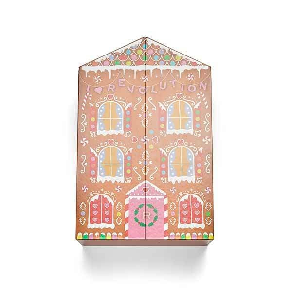 i heart gingerbread advent calendar