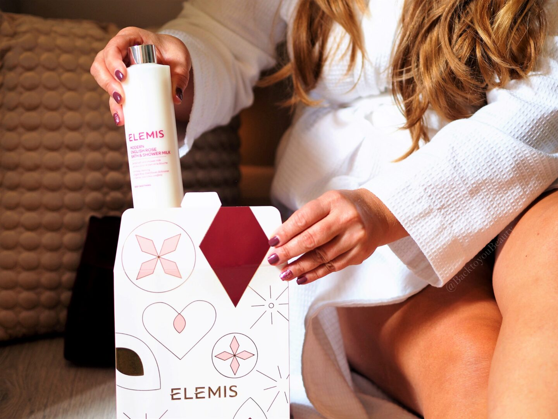 Elemis QVCUk Christmas TSV paper gift Bag 2019