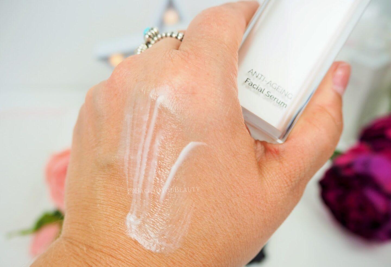 skinsense revitalising facial serum