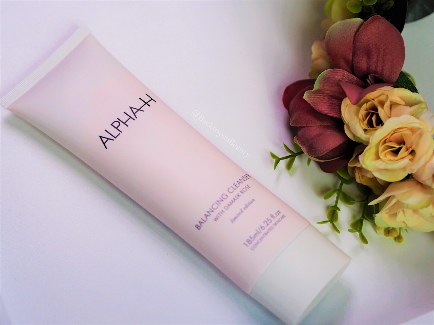 Alpha H Limited Edition Balancing Cleanser with Damask Rose