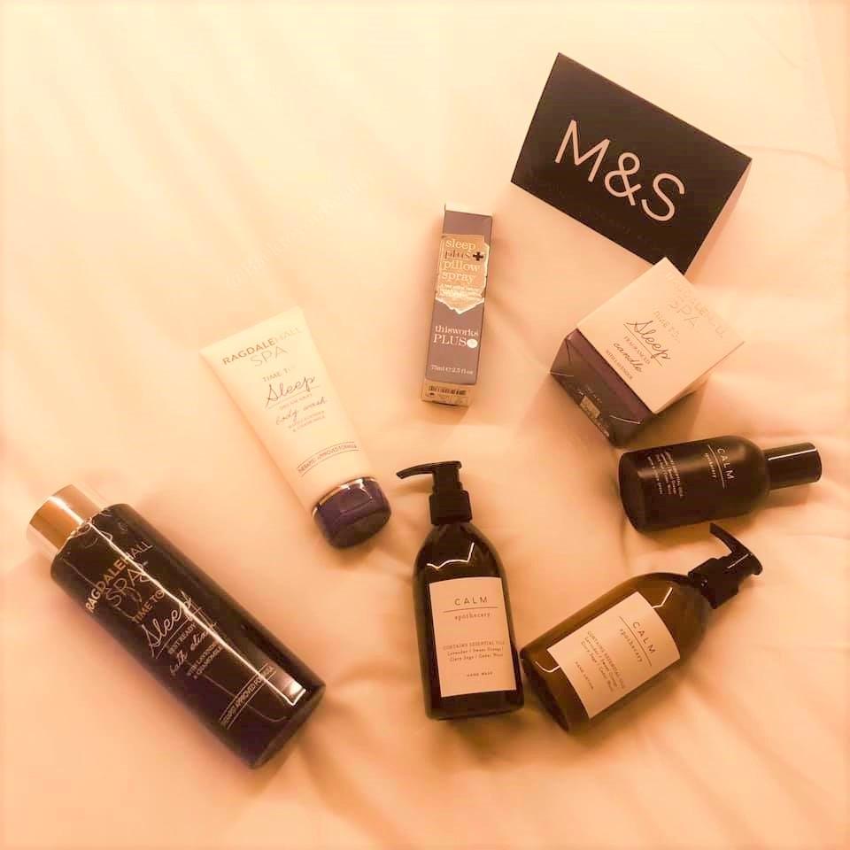 M&S gift bag