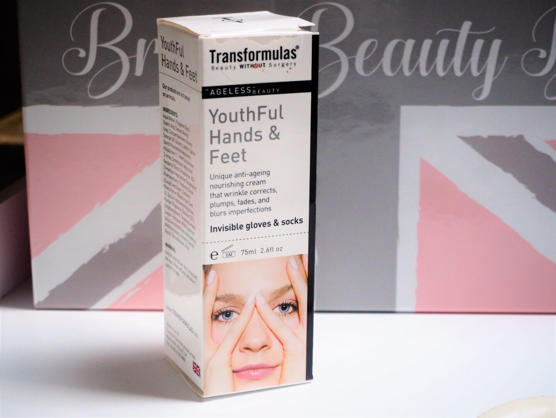 Transformulas hand and feet