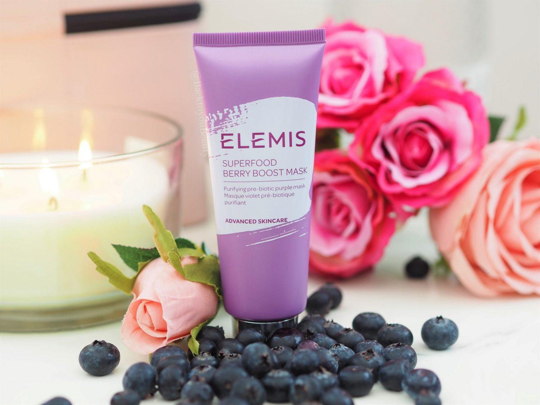 elemis superfood berry blast mask