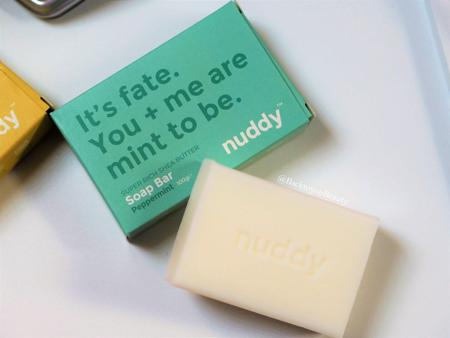 Nuddy Mint Soap