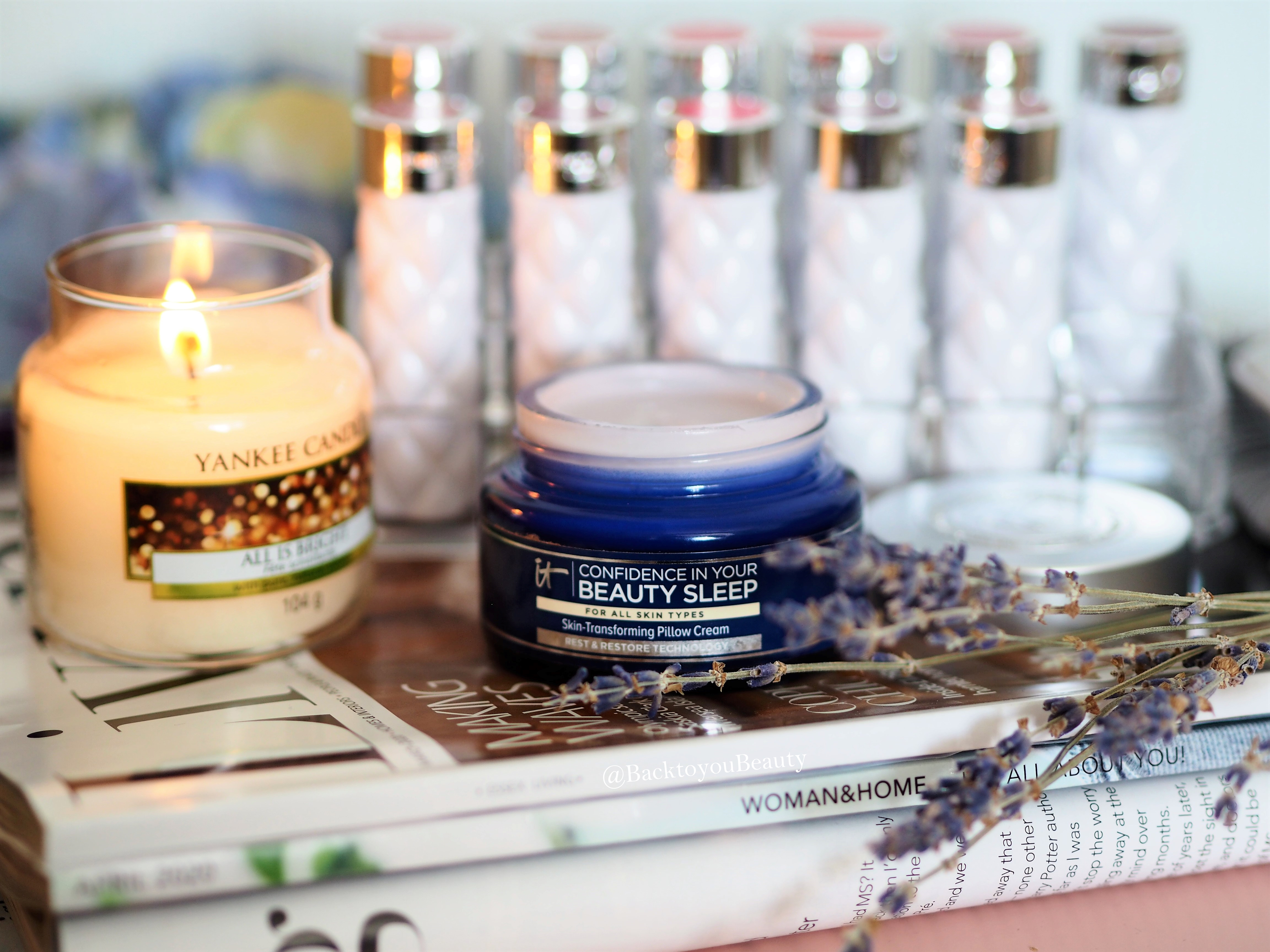 confidence in your beauty sleep from it Cosmetics
