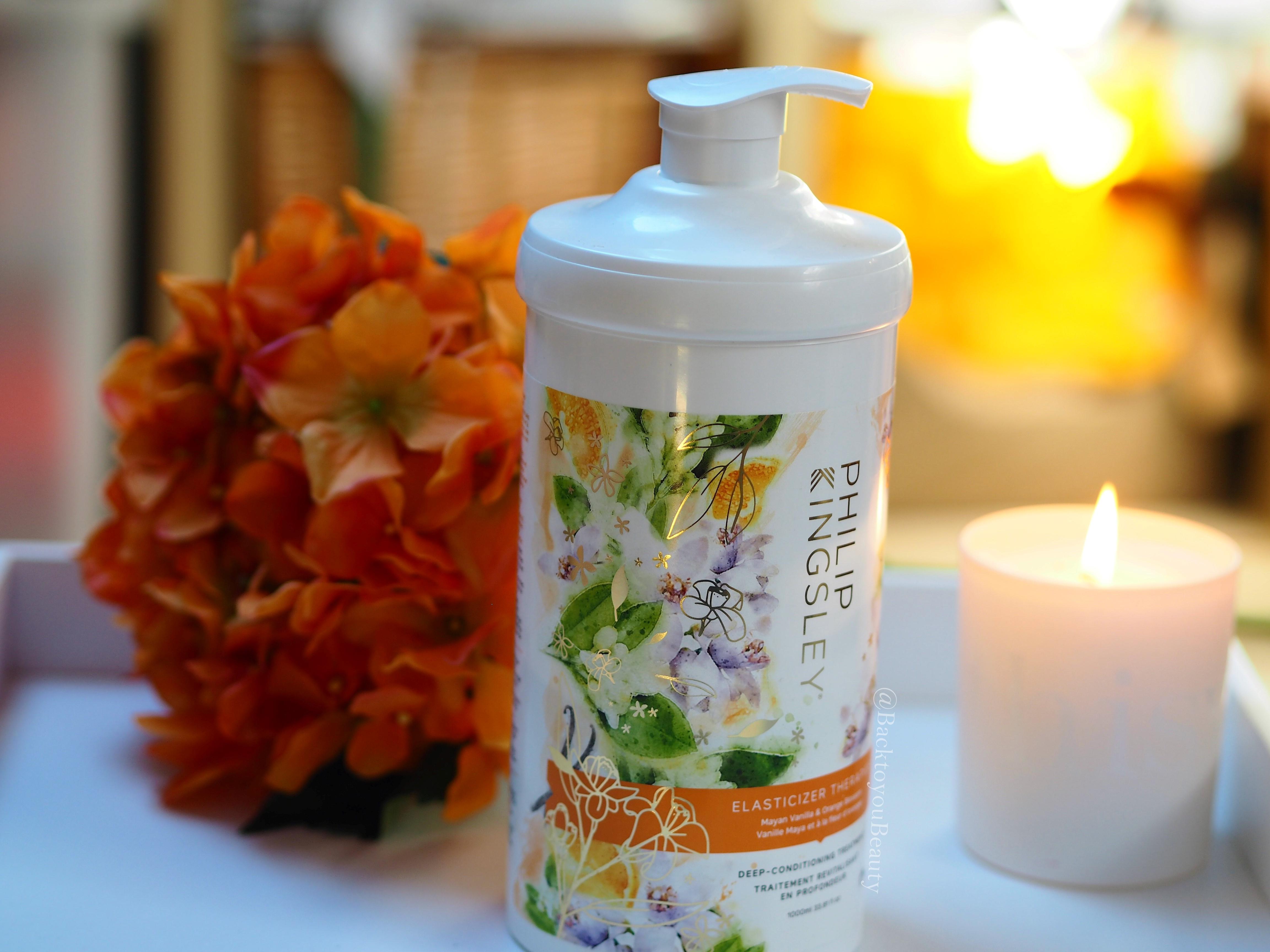 Mayan Vanilla & Orange Blossom Elasticizer