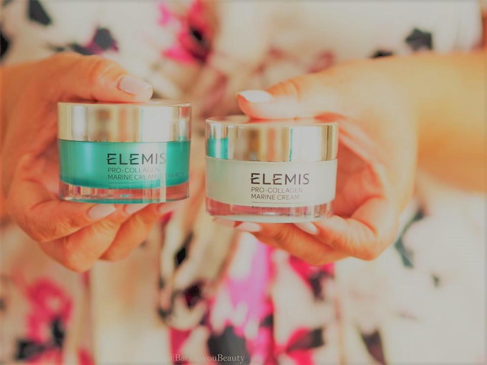 elemis pro collagen ultra rich or original marine cream