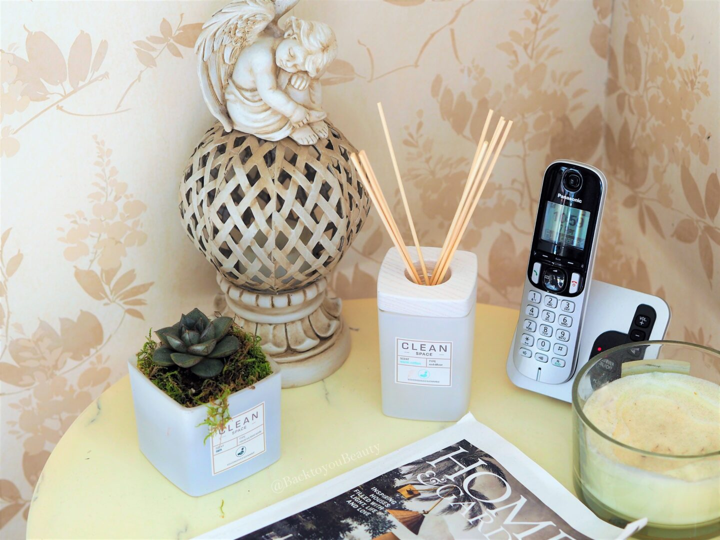 Clean Reserve Warm Cotton Reed Diffuser