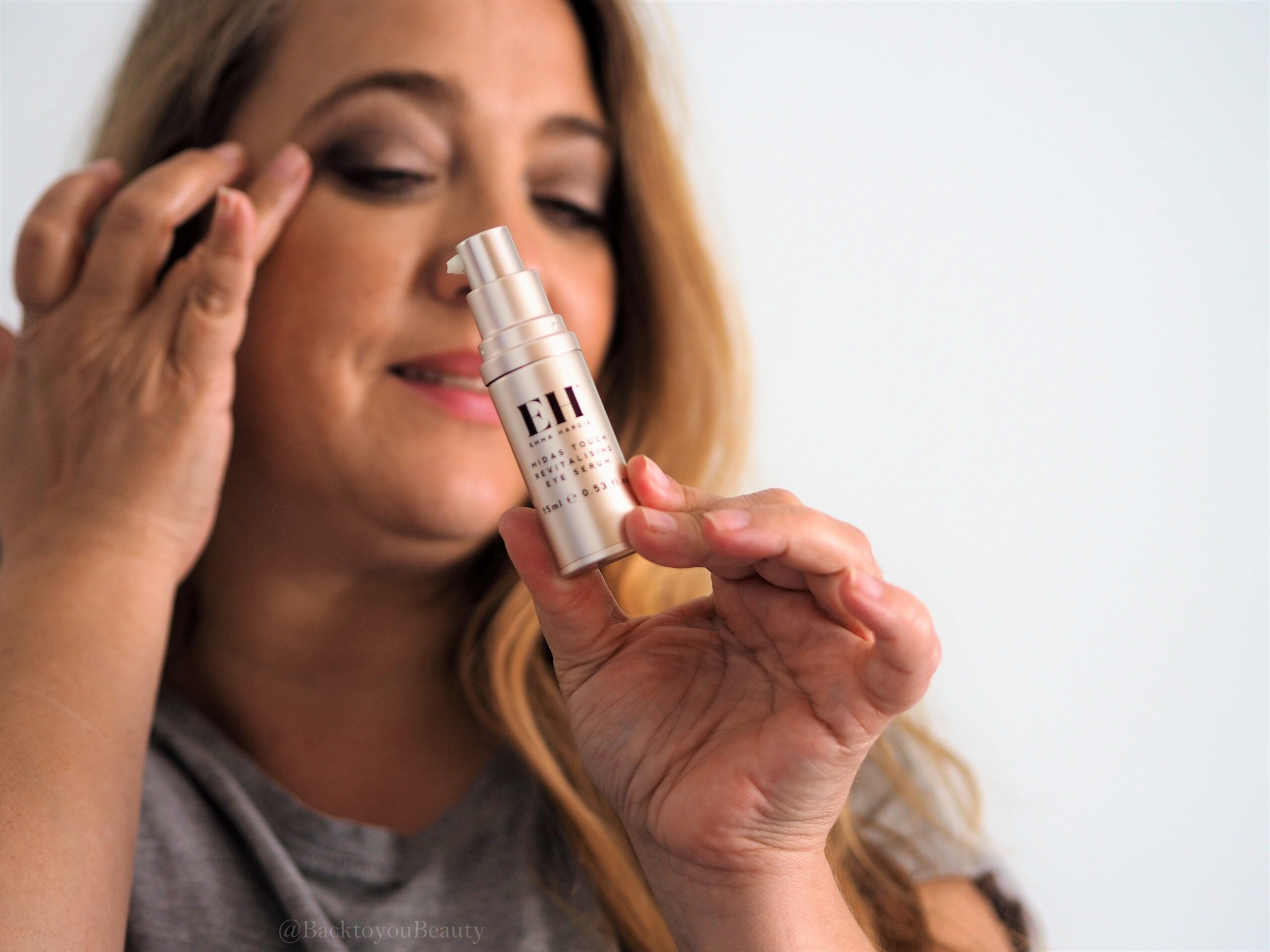 Emma Hardie revitalising Eye Serum