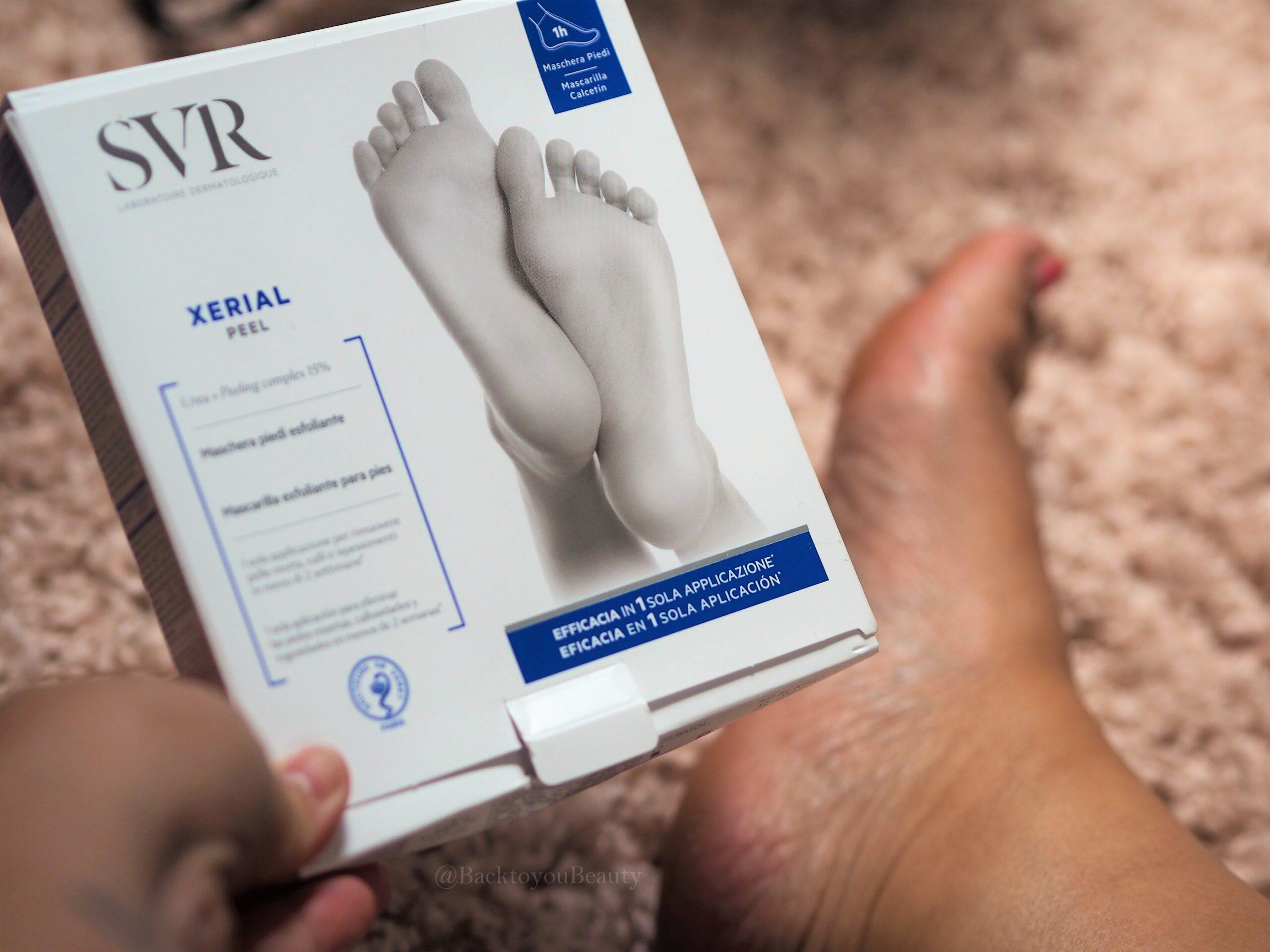 SVR Foot Peel