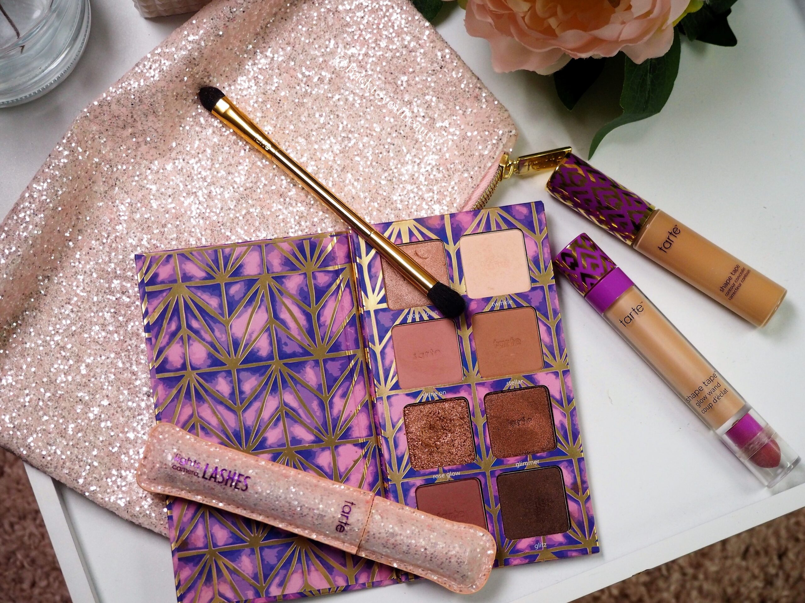 tarte light & Lifted QVCUK TSV