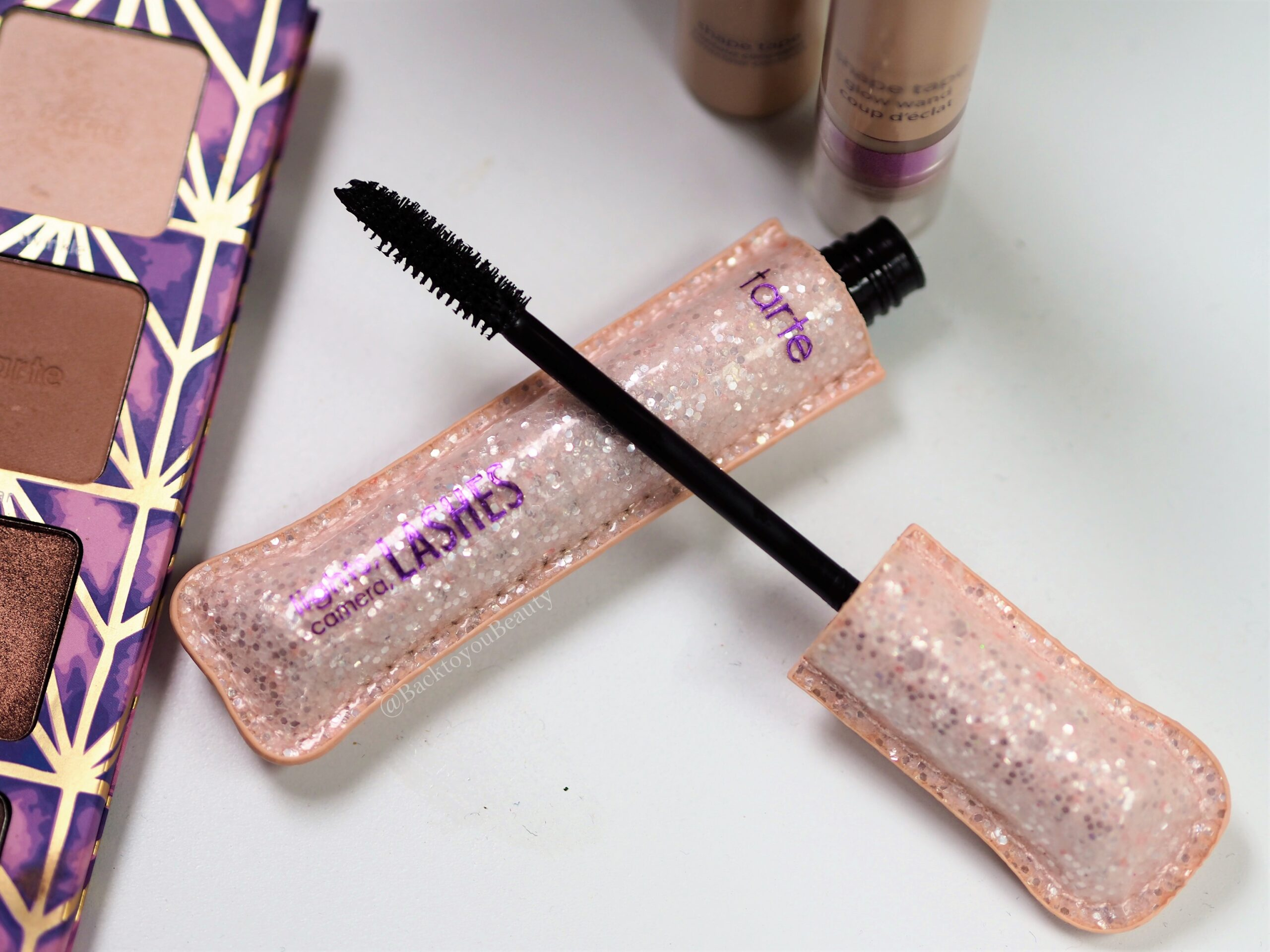 tarte sparkly lights camera lashes