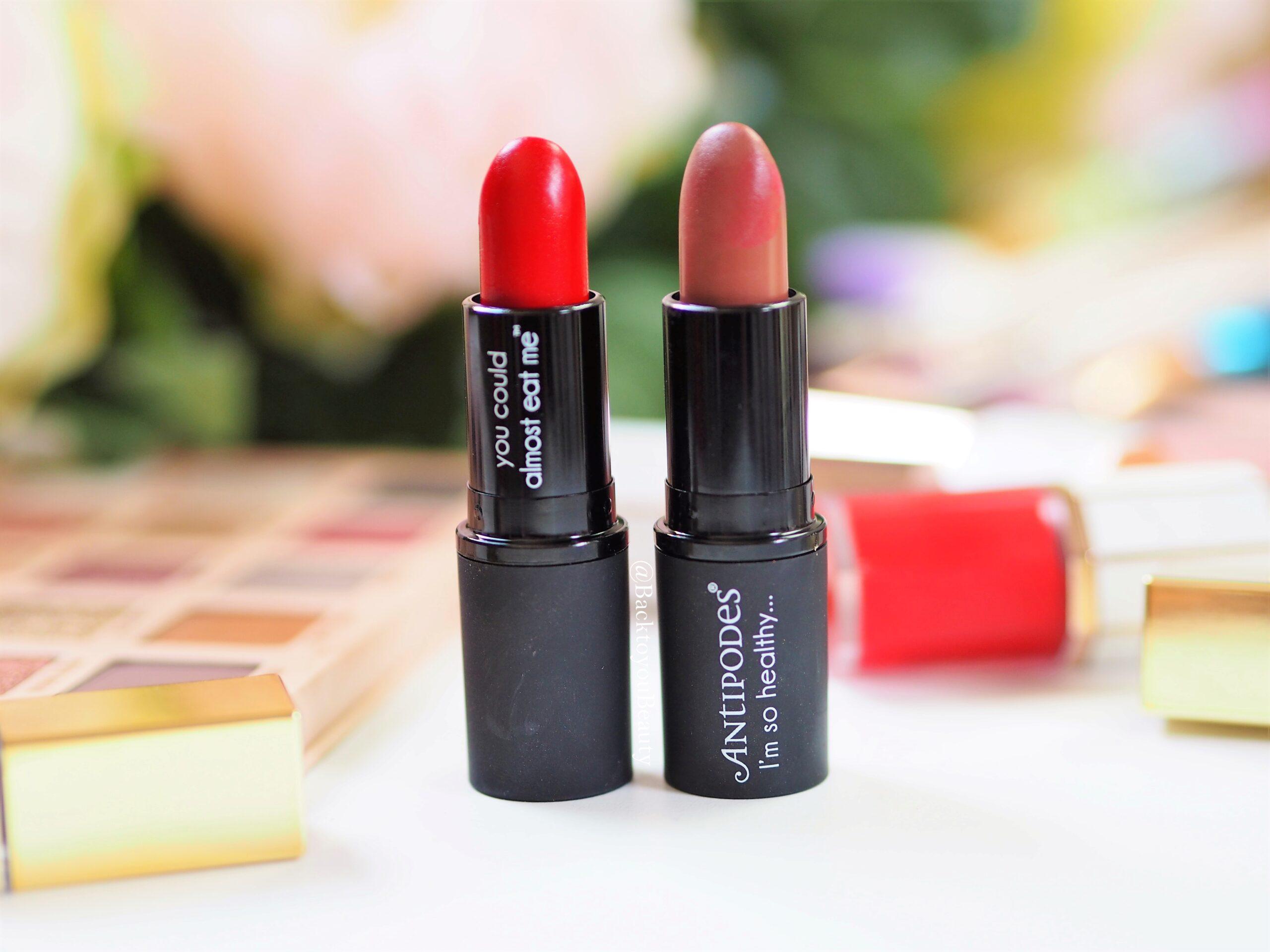 Antipodes lipstick