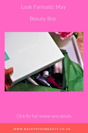 look fantastic may beauty box subscription