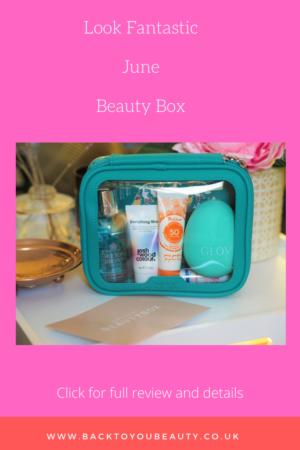 look fantastic june beauty box