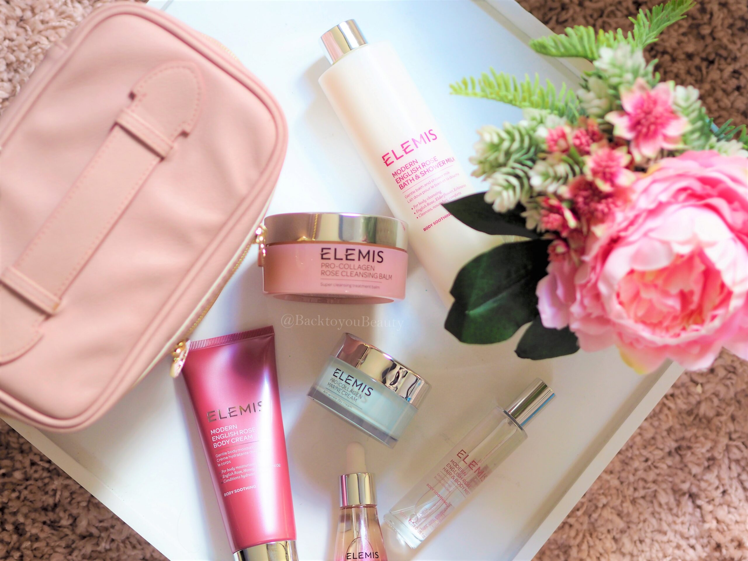 Elemis rose blockbuster collection