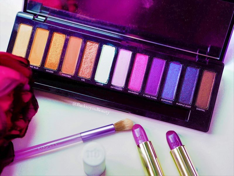 Naked Ultraviolet Eyeshadow Palette   Urban Decay