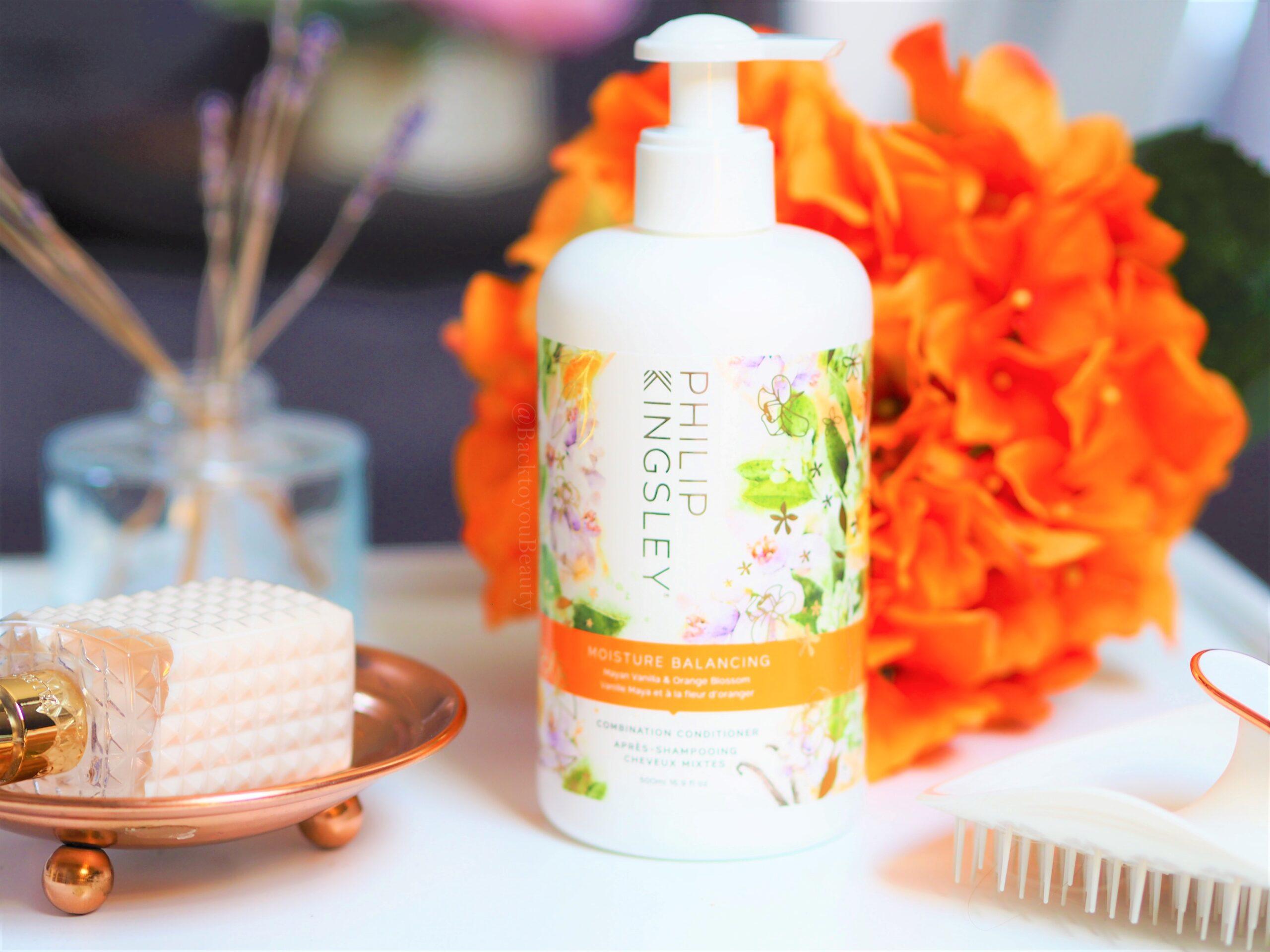 philip kingsley body building shampoo mayan vanilla and orange blossom