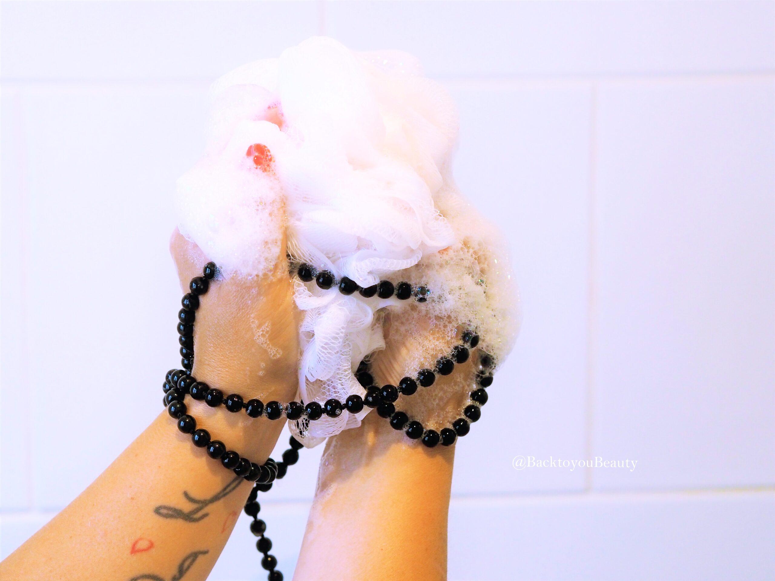 SBC Hydra Collagen and black pearl bodywash use