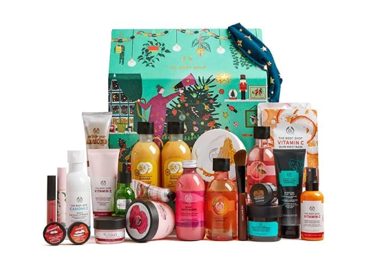 The Body Shop Ultimate Advent Calendar