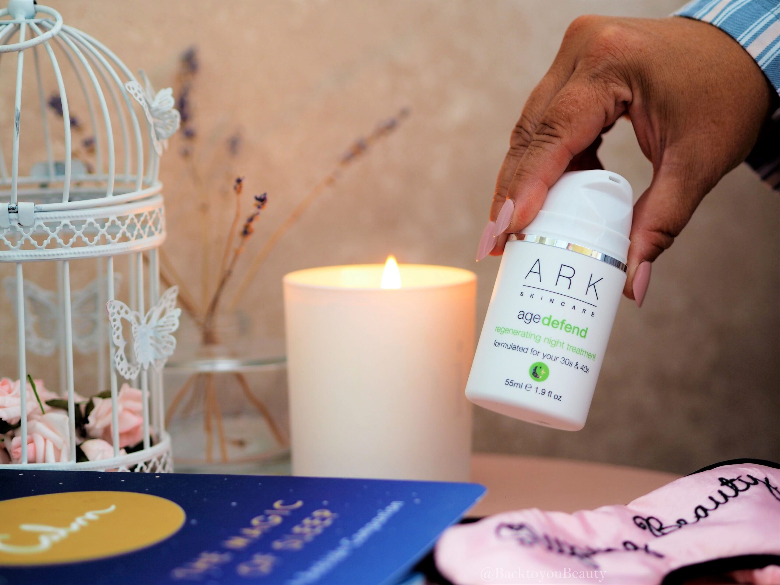 Ark Age Defend Regenerating Night Treatment